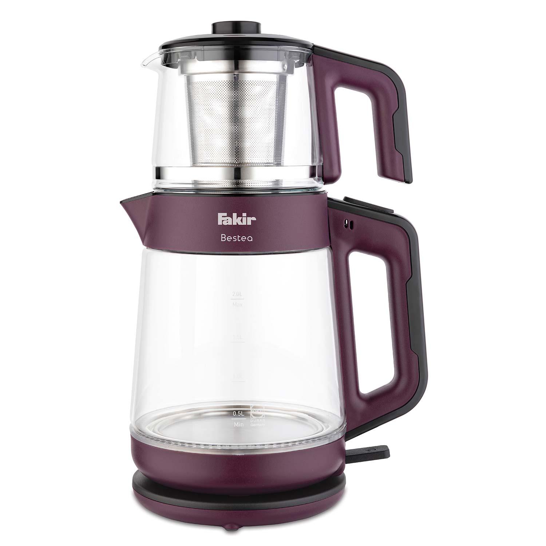 Fakir - Bestea Çay Makinesi Violet Siyah