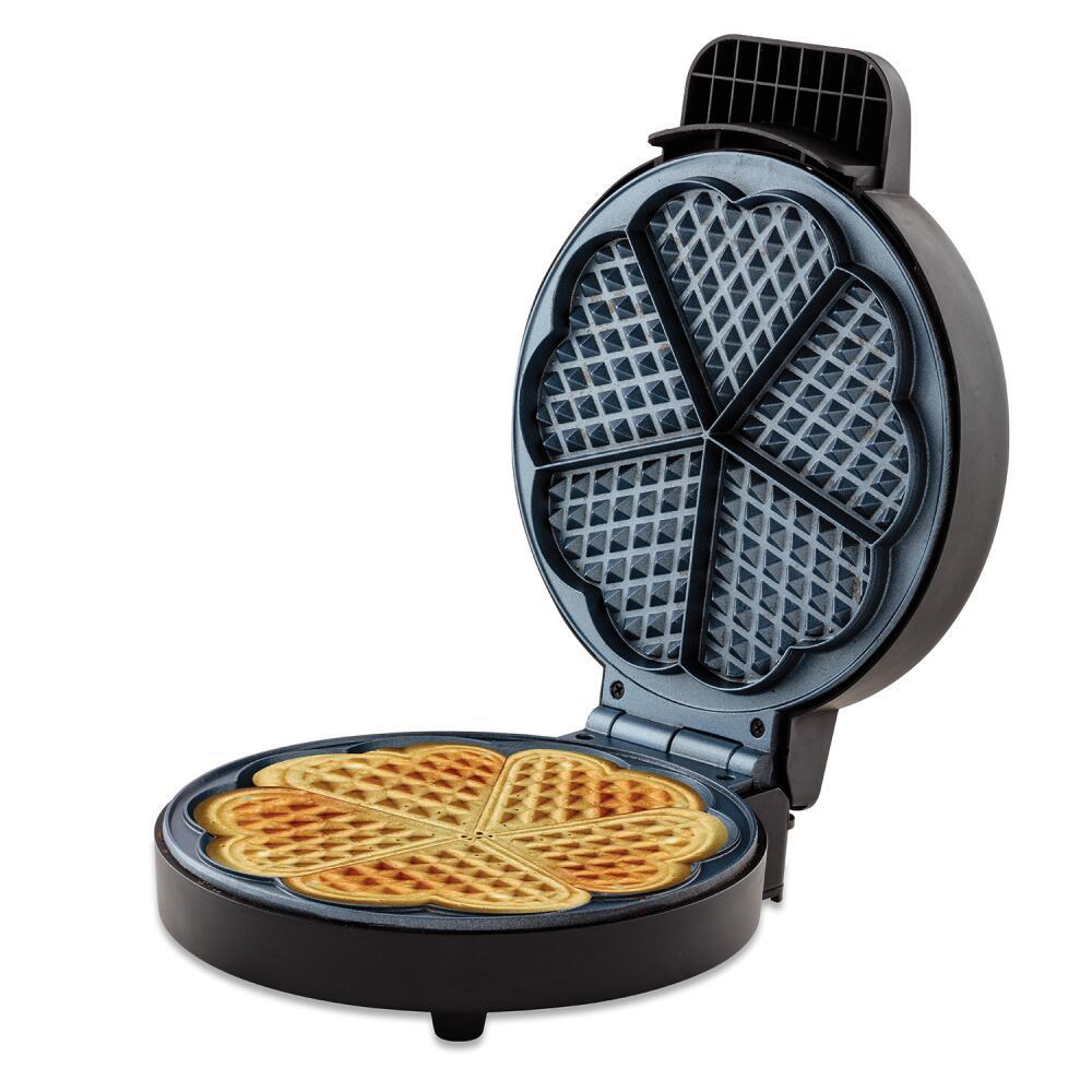 Bouncy Waffle Makinesı Siyah