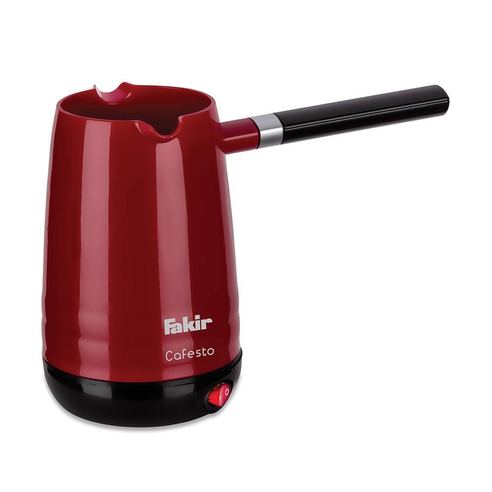 Cafesto Türk Kahvesi Makinesi Kırmızı