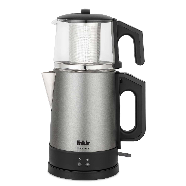 Chaimood Çay Makinesi Antrasit