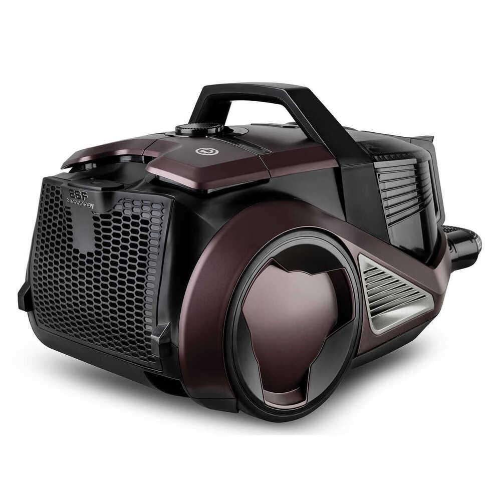 Filter Pro Toz Torbasız Elektrikli Süpürge Bordeaux