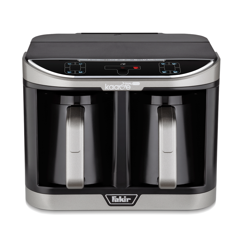 Kaave Dual Pro Türk Kahvesi Makinesi Antrasit