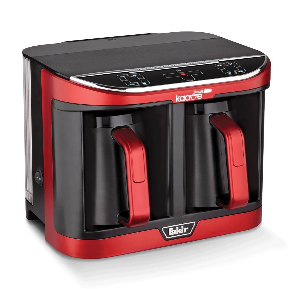 Kaave Dual Pro Türk Kahvesi Makinesi Rouge
