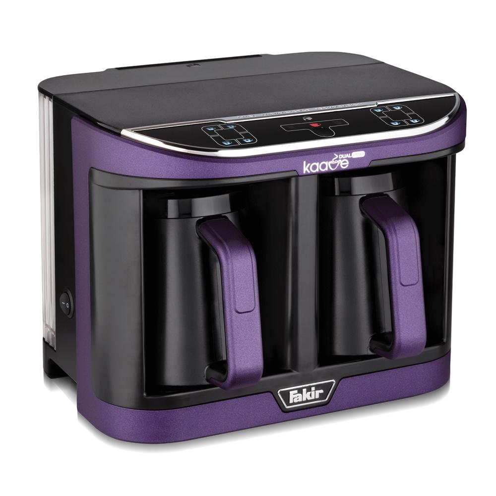 Kaave Dual Pro Türk Kahvesi Makinesi Violet