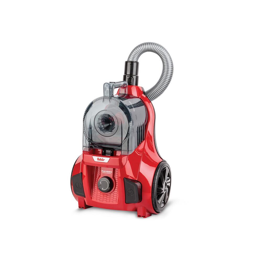 Ranger Electronic Toz Torbasız Elektrikli Süpürge Kırmızı