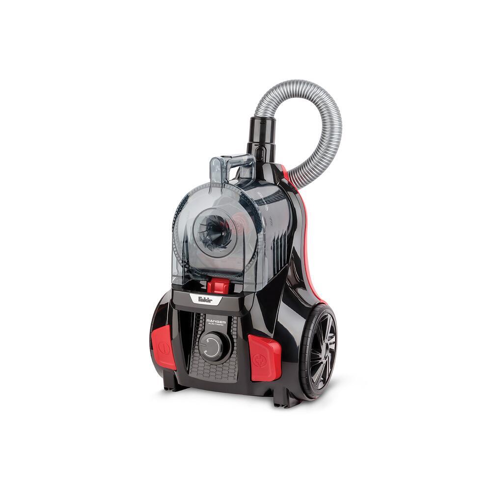 Ranger Electronic Toz Torbasız Elektrikli Süpürge Siyah