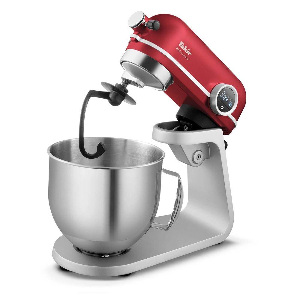 Retroplex Mutfak Robotu Rouge