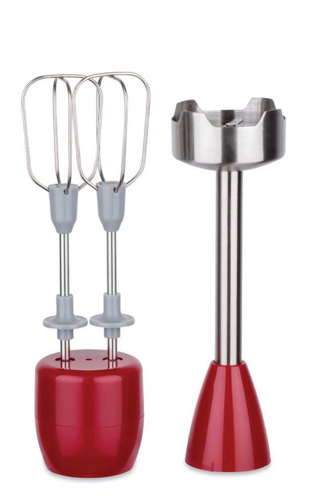 Taffy Blender Seti Kırmızı