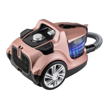 Fakir - Veyron Turbo XL Premium Toz Torbasız Kuru Vakum Süpürgesi Mat Rosie